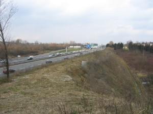 Dardilly - autoroute