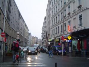 Grande rue de la Guillotière