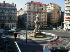 place des Jacobins (fontaine)