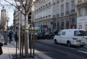 Place Bellecour - Point 3