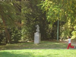 le cross au parc des Chartreux