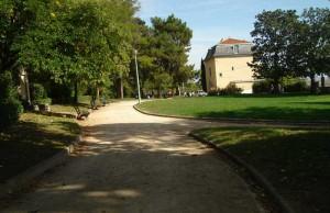 le parc des Chartreux