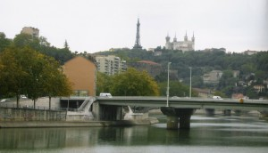 le pont Clemenceau