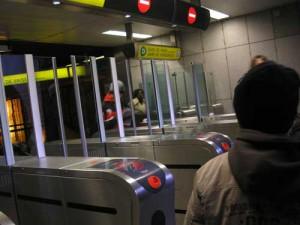 métro Guillotière