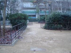 Le square de l'école Gilbert Dru